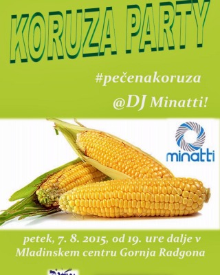 KORUZA PARTY