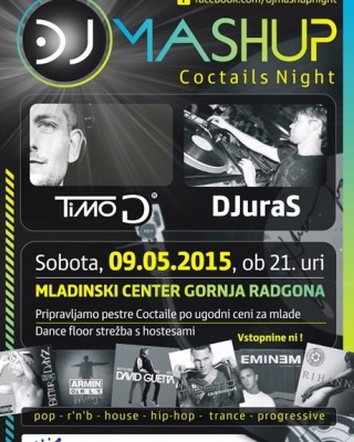 DJ MASHUP COCTAILS NIGHT