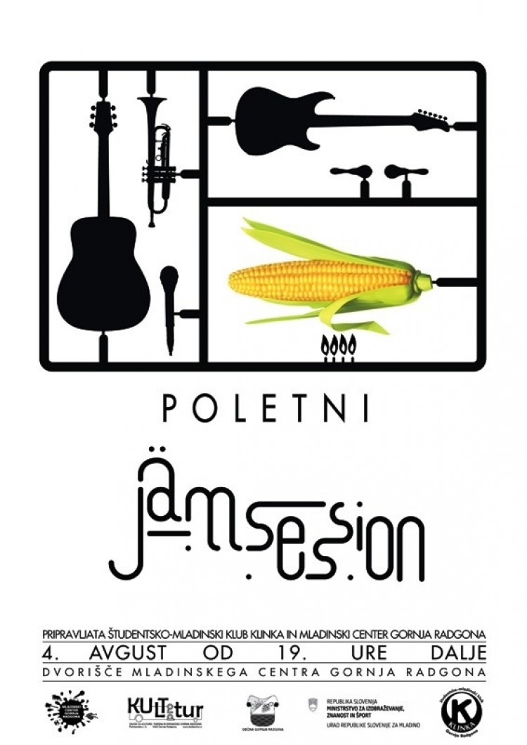 POLETNI JAM SESSION