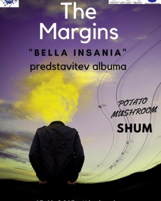 PROMOCIJSKI KONCERT: THE MARGINS Z GOSTI