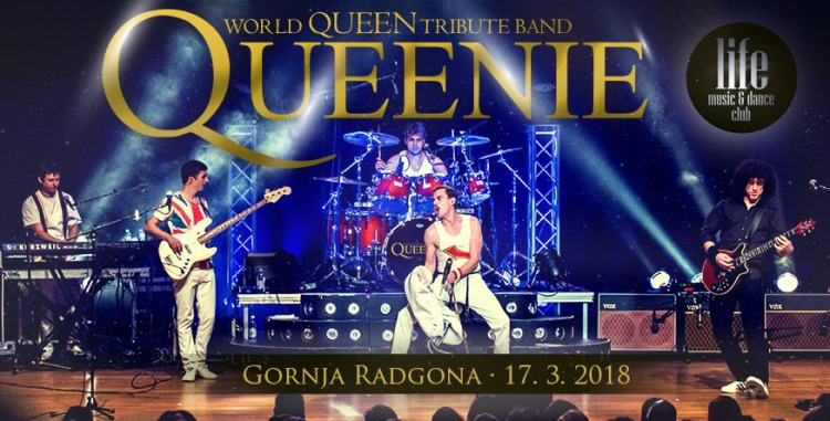 World Queen Tribute Band Queenie