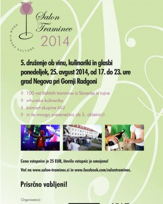 SALON TRAMINEC 2014
