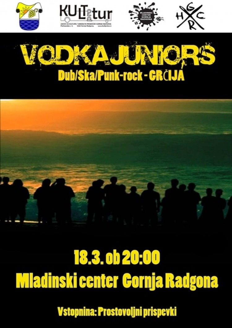 KONCERT VODKA JUNIORS